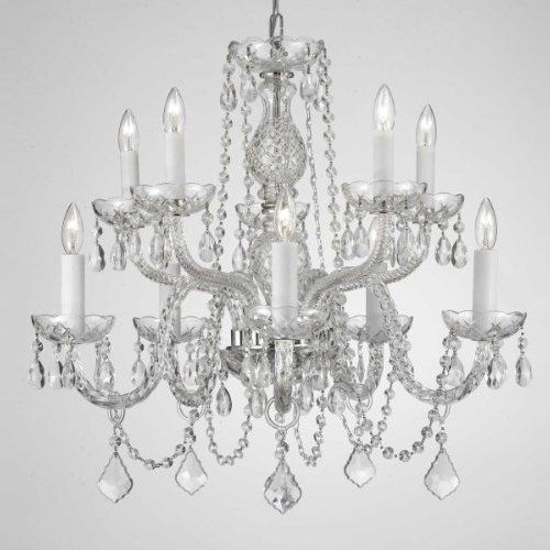 Magnificent Chandelier Online Shopping incredible sale on this magnificent crystal chandelier Shop Gallery T40 134 10 Light Crystal Chandelier At Atg Stores Browse Our