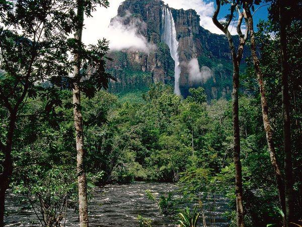 Angel Falls, Canaima National Park Venezuela
