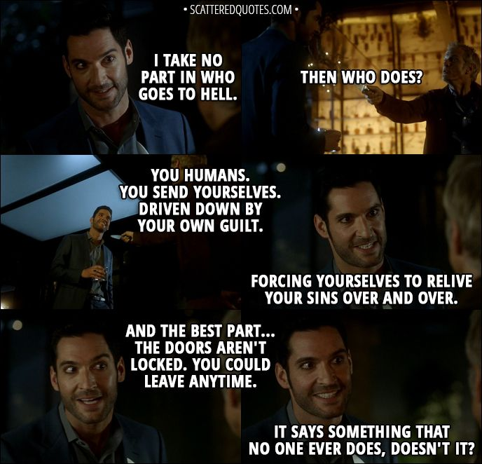 Image result for lucifer hell quote