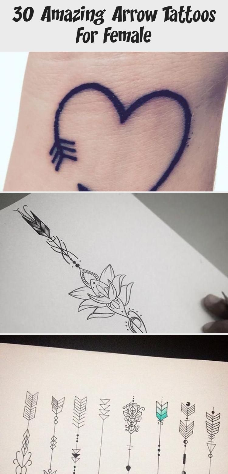 Arrows are quickly becoming some of the most popular designs for tattoos. With a… –  Arrows are quickly becoming some of the most popular designs fo…