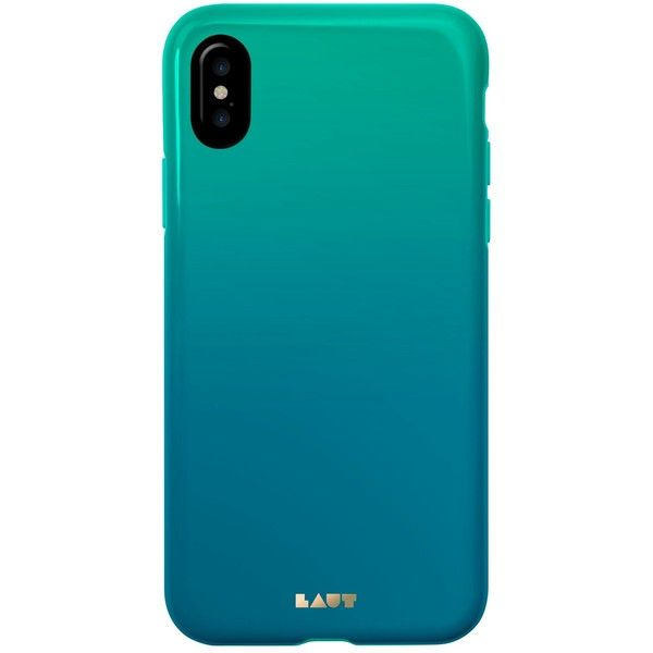 san francisco d357b 566fe LAUT iPhone X Case Huex - Fade Teal : Target ❤ liked on Polyvore ...