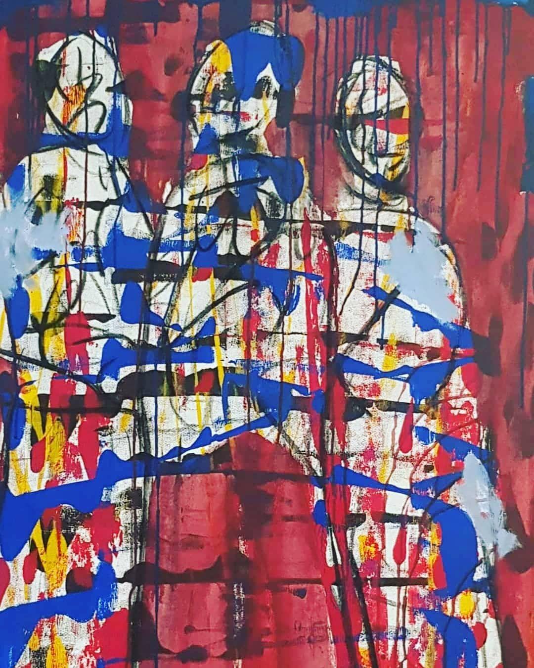 Gefallt 0 Mal 0 Kommentare Galerie Wehr Galeriewehr Auf Instagram Armin Mueller Stahl Unikat Auf Leinwand 3 Schwestern Neu In Der In 2020 Painting Art Armin
