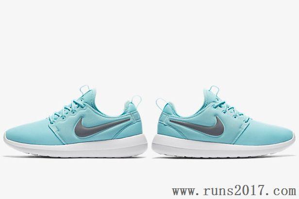 quality design dc999 a70ac Nike Roshe Run Two Aqua Blue