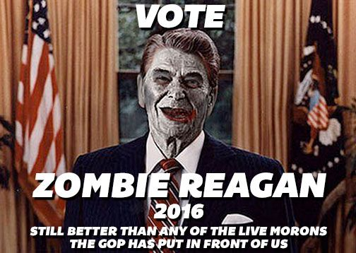 f441b24cd2dbfd6fee00b2aaca4ec64e zombie teddy roosevelt for vp! political parody, satire & memes