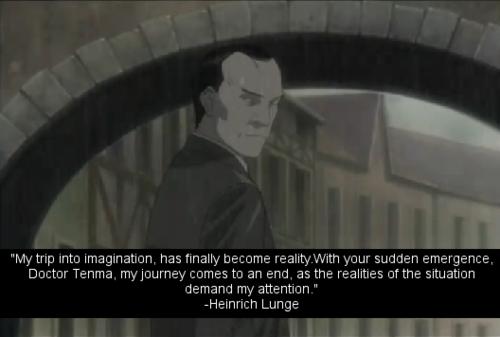 MoNSTeR Quote   Monster quotes, Monster, Manga quotes