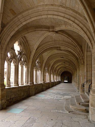 Cloitre De La Chaise Dieu Haute Loire France Architecture France Explore