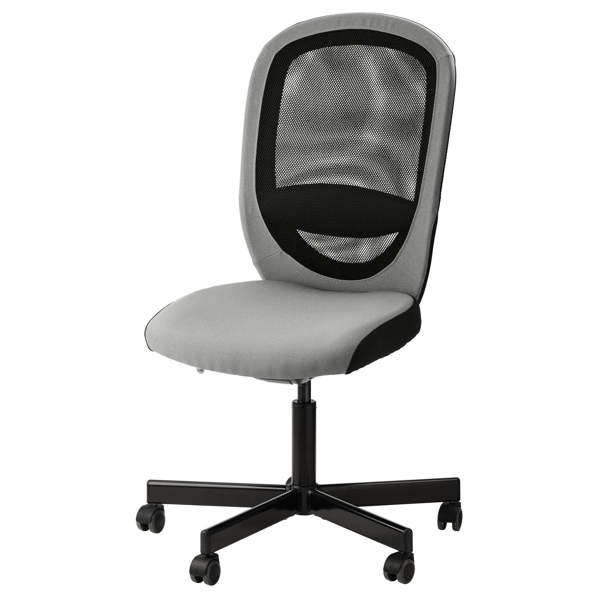 ikea flintan swivel chair you sit comfortably since the chair is