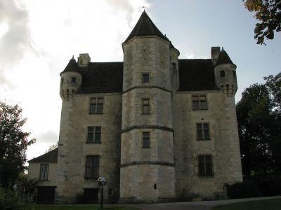 Le manoir de courboyer siege de la maison du parc naturel regional du perche guide du tourisme de l orne basse normandie