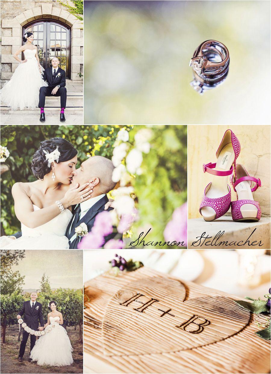 Napa Wedding @vsattui winery. Wedding Planning by @DarleneForbesNV