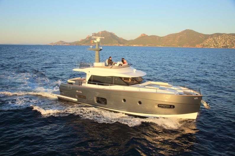 Azimut Magellano 53 Azimut Yachts Official Luxury Yacht Sales