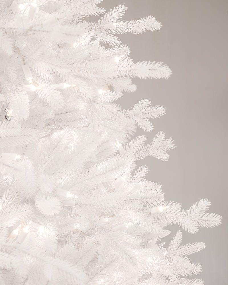 c388ad52df1 Denali White Artificial Christmas Tree