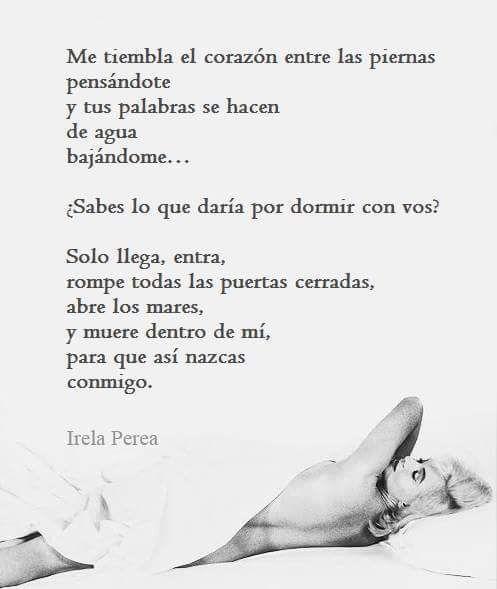 Irela Perea. https://www.facebook.com/IrelaPerea