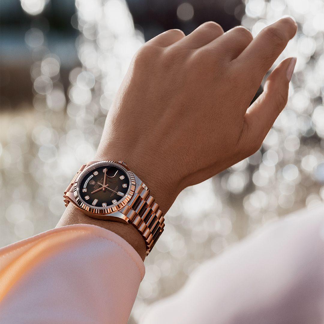 Rolex Luxury Timepieces At Smales Jewellers Rolex Women Luxury Women Fashion Rolex Day Date