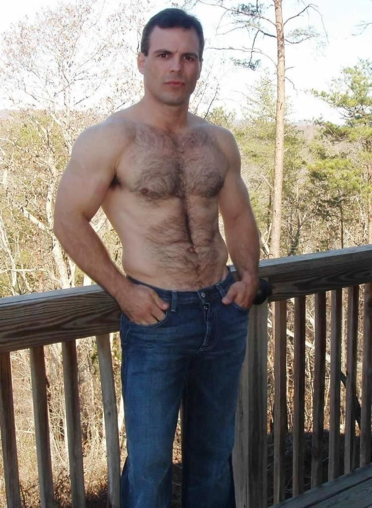 Muscle Woof On Instagram Bears: Hairy Muscle Daddy. Woof!