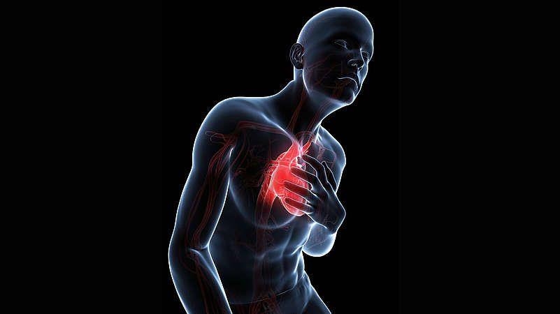 Broken-Heart-Syndrom  Extreme psychische Belastungen, wie der Tod eines geliebten Menschen, die Trennung in einer Beziehung, aber auch positive Emotionen wie ein Lottogewinn, können daran Schuld sein, dass Menschen an einem gebrochenen Herzen sterben – nicht im poetischen Sinn, sondern ganz real.