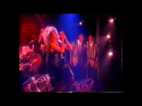 """1987 - O outro - Globo -   Tina Turner - Two People Clip - """"Official"""" & """" Hollywood """" Versions 1986"""