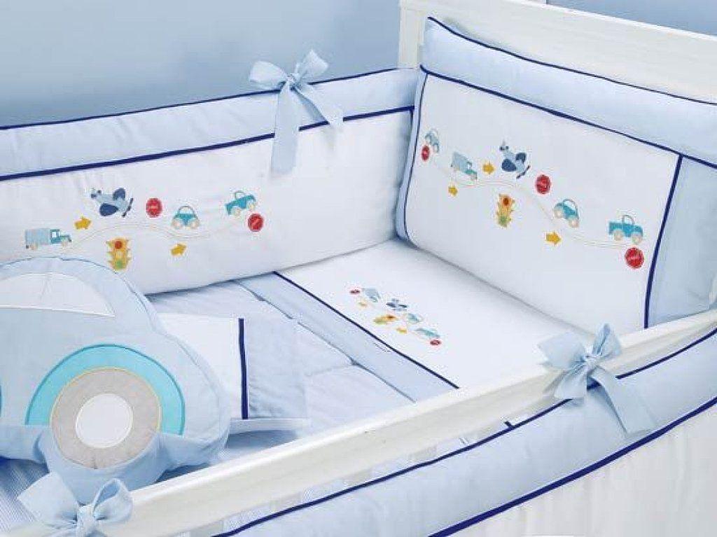 Sabanas para cuna ajuar de bebes nähen fürs baby
