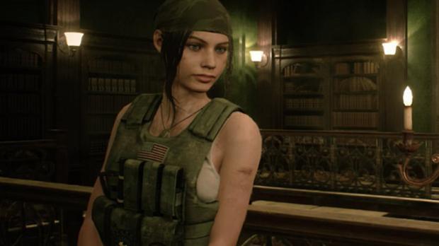 Capcom Reveal Resident Evil 2 Claire Military Dlc Costume