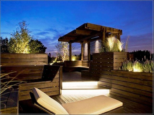 roof deck lighting ideas jpg outdoor ideas pinterest