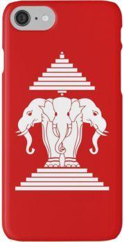 c60db935f5676 Erawan Lao / Laos Three Headed Elephant' iPhone Case by iloveisaan ...