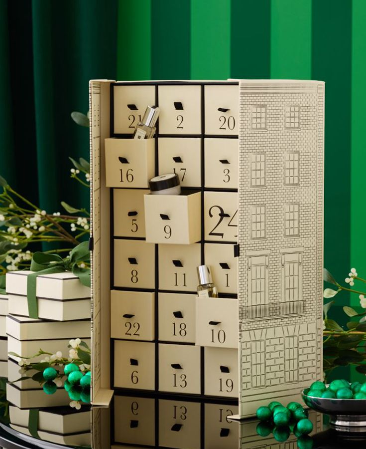 jo malone london 39 tis the season advent calendar i. Black Bedroom Furniture Sets. Home Design Ideas