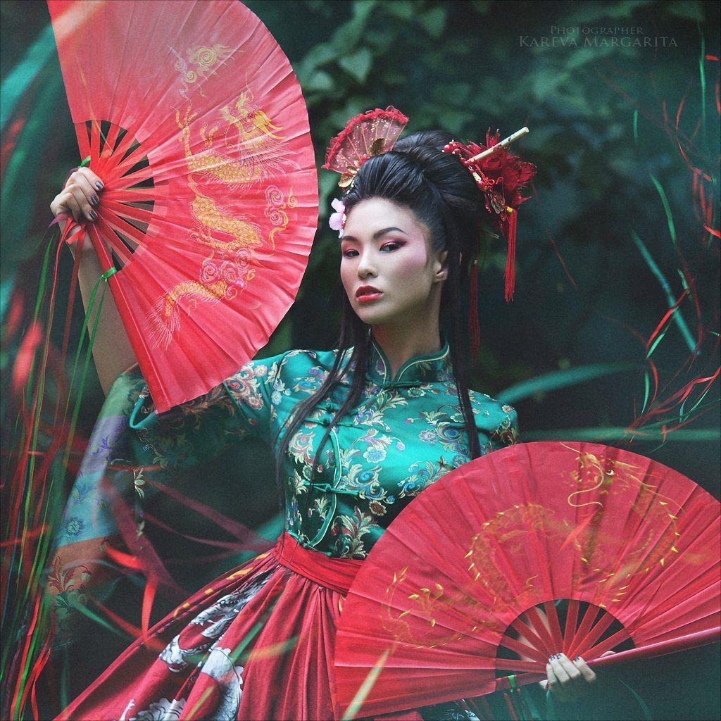 Margarita Kareva Beauté Asiatique/Asian Beauty