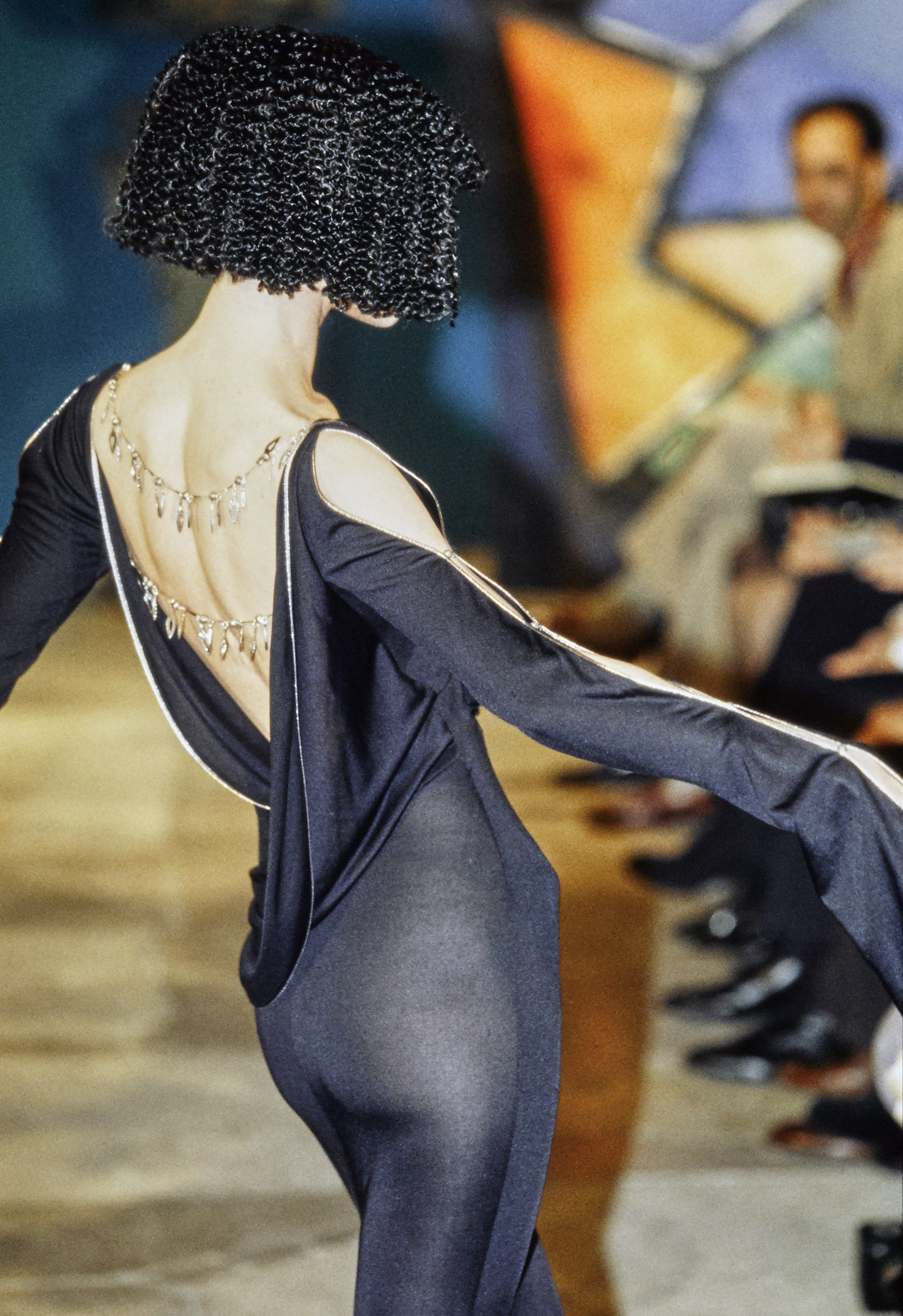 See detail photos for John Galliano Fall 1997 Ready-to-Wear collection.