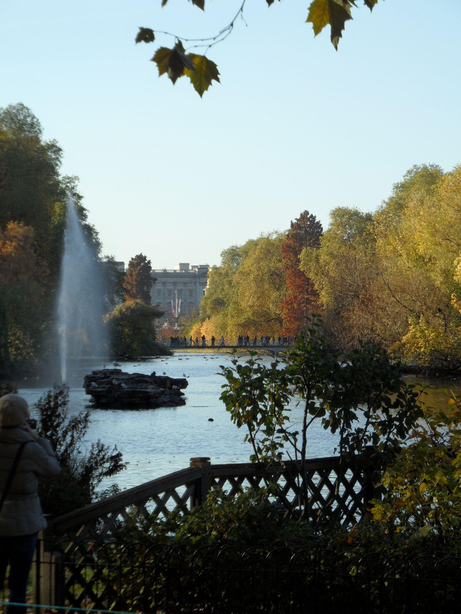 https://flic.kr/p/e2NxFm | London Parks | St James