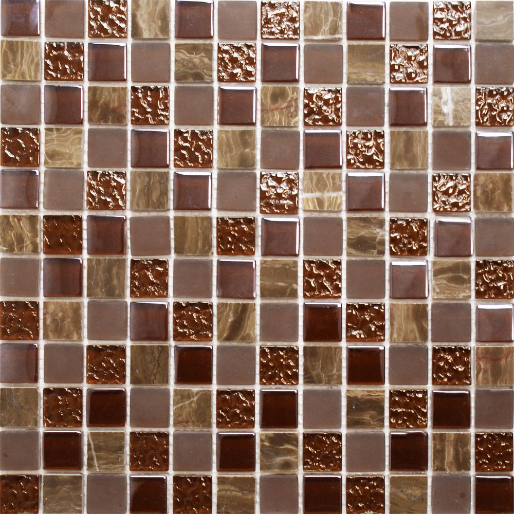 marble u0026 glass chocolate tiles tiles natural stone u0026 glass mosaic mosaic tiles from walls and floors