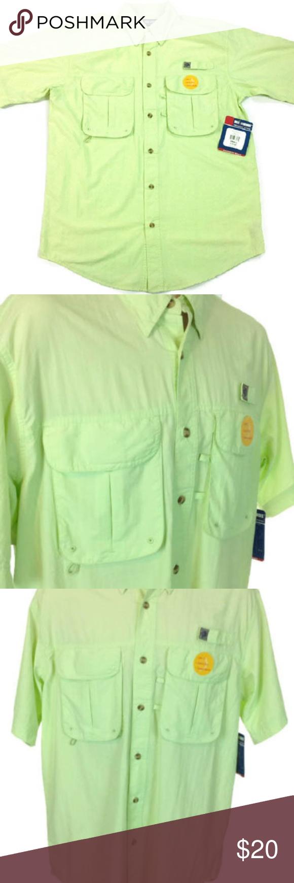 Lime Green Shirt Men