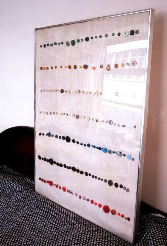 buttons display art - Google Search