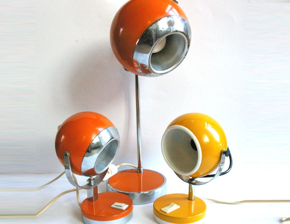 Robotic the sunshine family 1970 vintage space age for Space age design