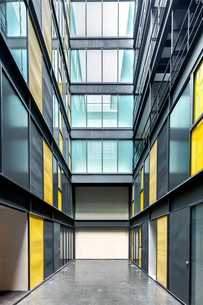 Amsterdam 289,Courtesy of JSa Arquitectura