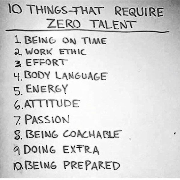 10 Things That Require Zero Talent Words Of Comfort