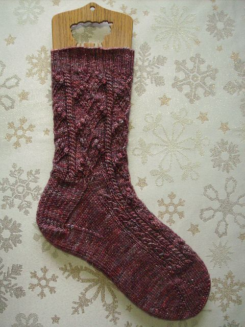 Downton Farewell pattern by Phyll Lagerman | Knitting ...