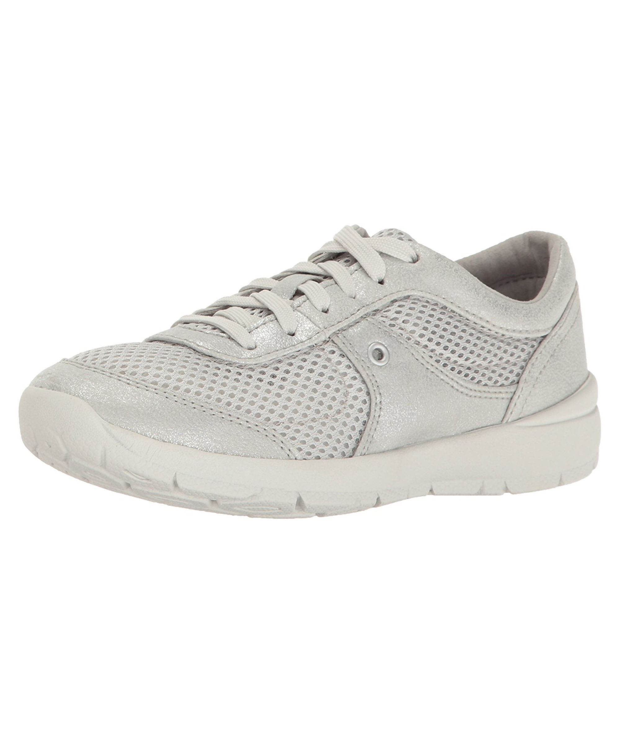 Easy Spirit Womens Gogo Low Top Lace Up Fashion Sneakers