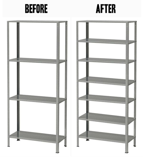 Upgrade Basic IKEA Furniture With These 4 Simple Hacks