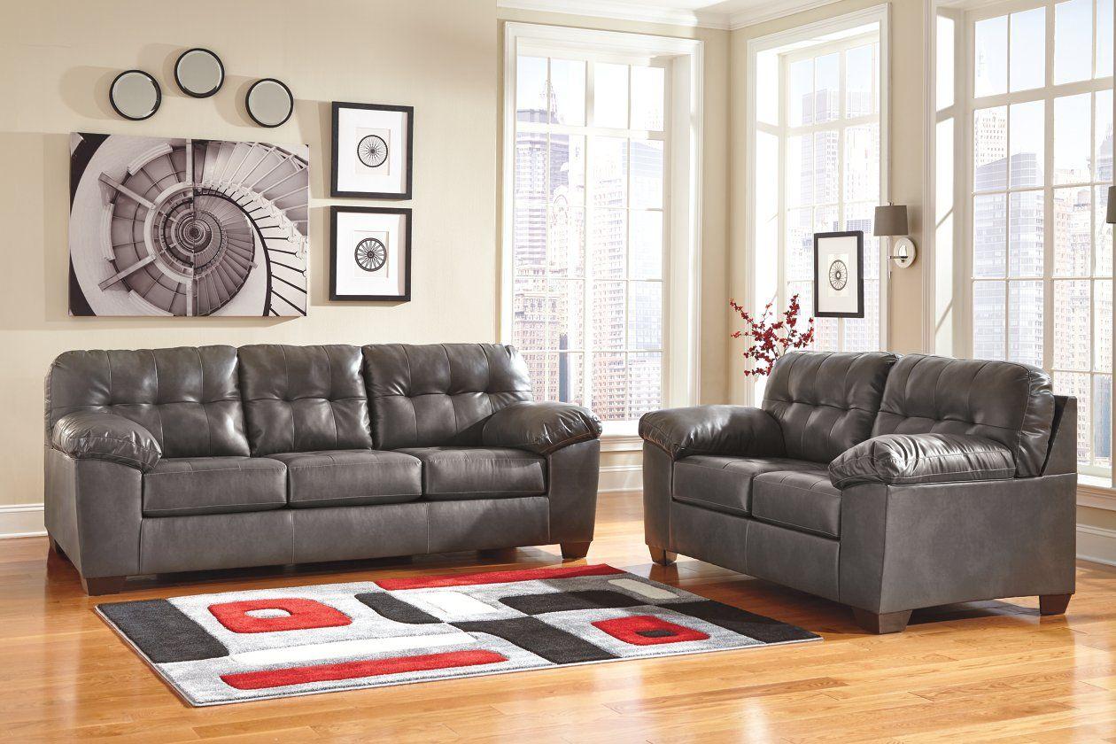 Alliston Sofa Ashley Furniture Homestore In 2020 Furniture Homestore