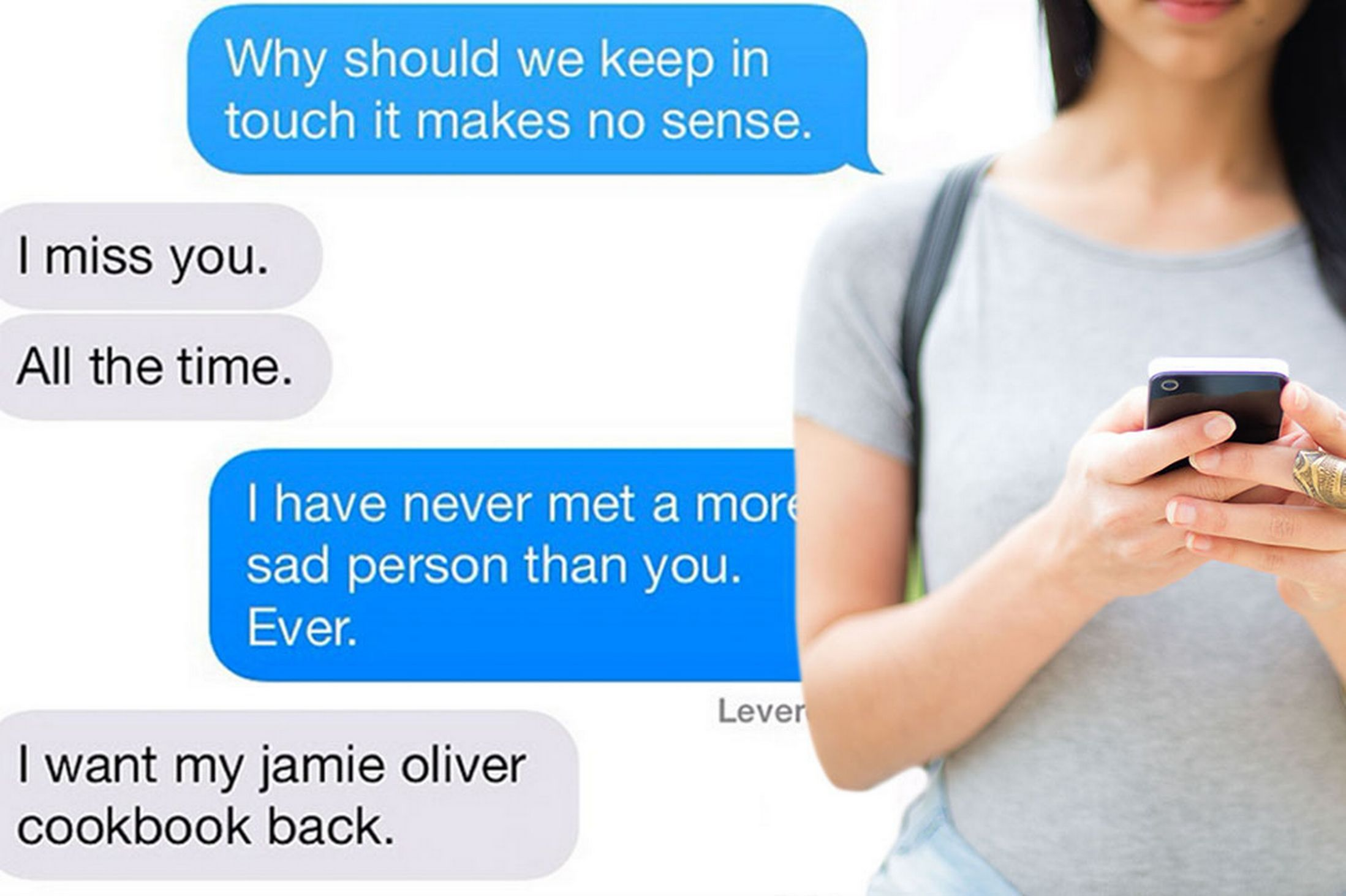 things to text your ex to get him back