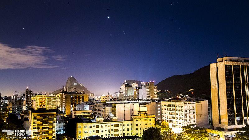 Botafogo a noite | por Site Cidade do Rio- Rio de Janeiro