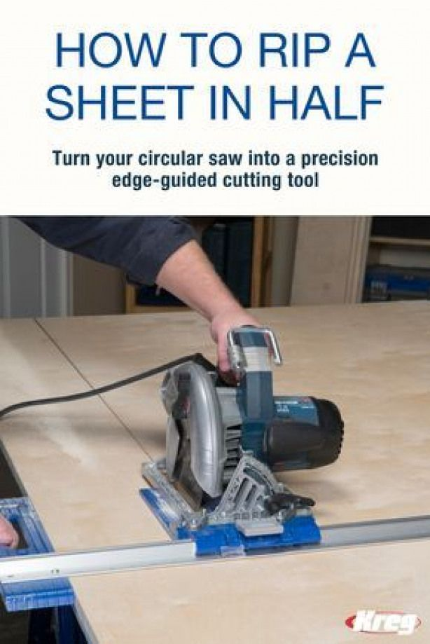 How To Rip Plywood Without Splintering