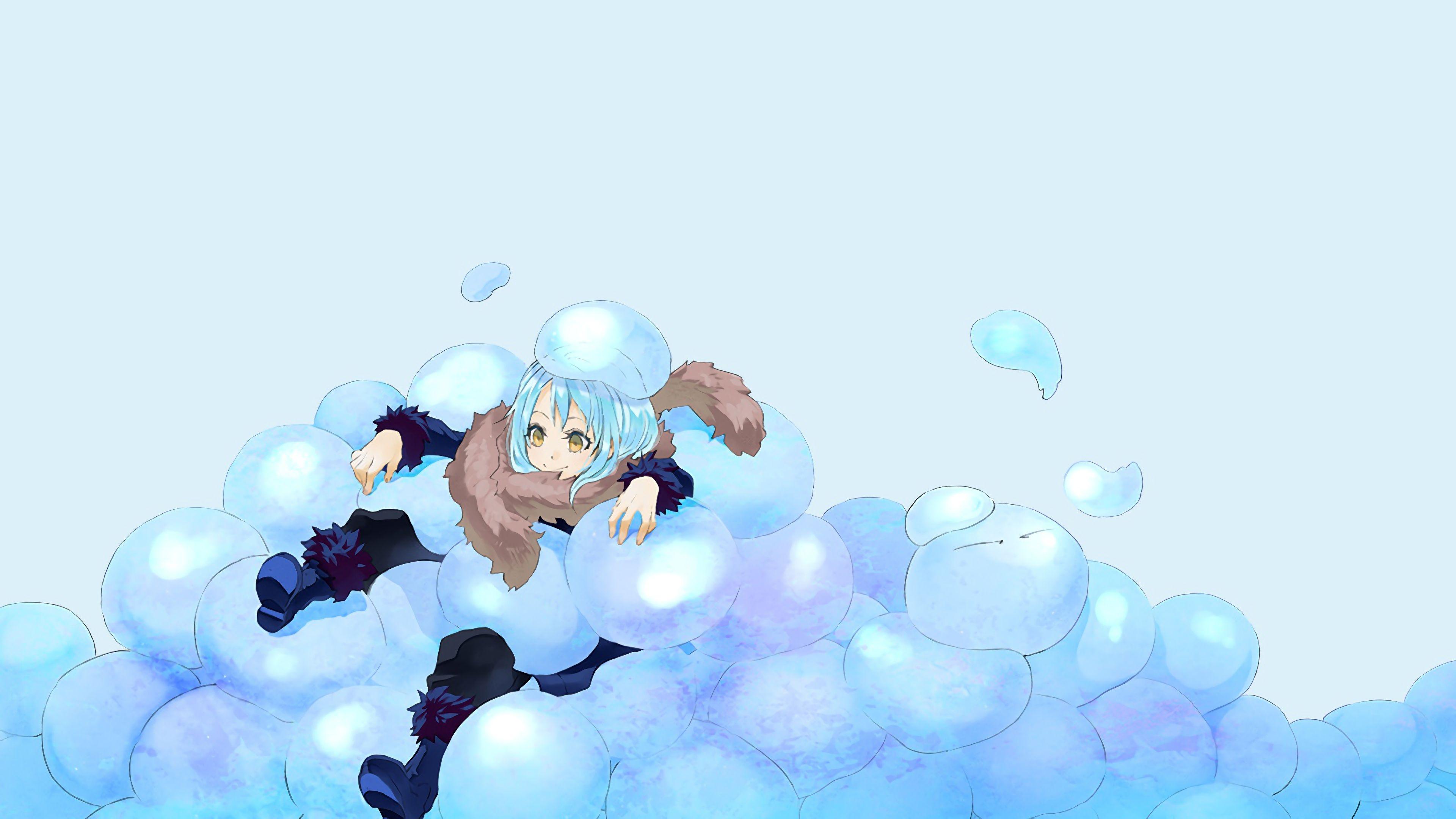 Tensei Shitara Slime Datta Ken Image By Vidian Wahyu Kusuma