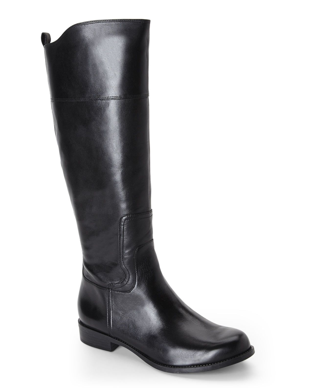 807a2b76c0f NINE WEST Black Cromie Riding Boots | All I want for Christmas ...