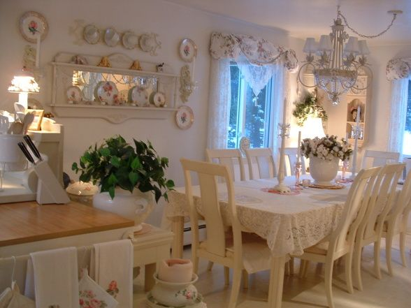 ROMANTIC LIVING! - Dining Room Designs - Decorating Ideas - HGTV Rate My Space