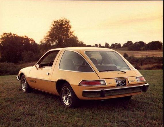 AMC Pacer X, 1975