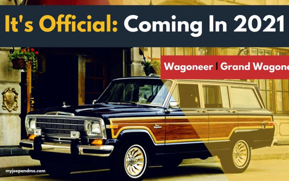 New 2021 Jeep Grand Wagoneer 4 5 Billion 6 500 New Jobs From Fca Jeep Grand Jeep New Jeep Wagoneer