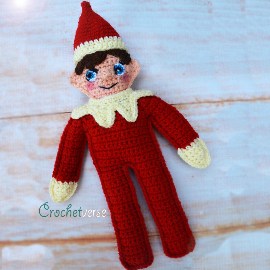 Who\'s that on the shelf? An Elf! Free Ragdoll Pattern ...