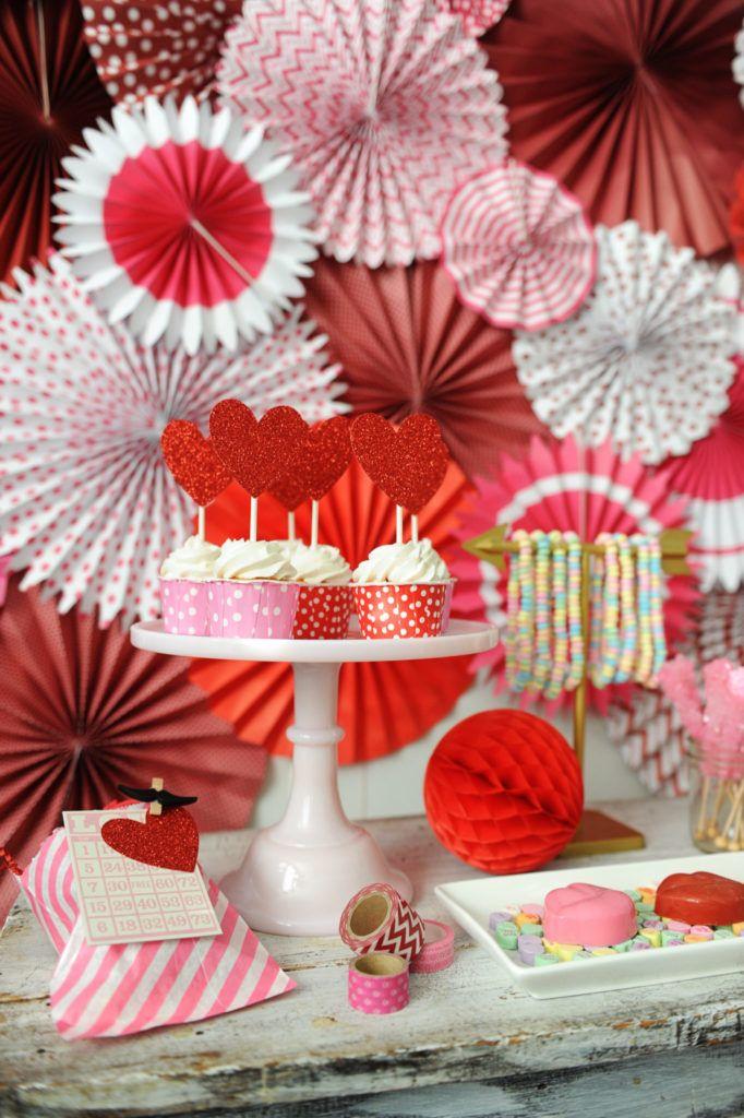 Kids Craft Party Ideas Part - 40: Valentine Party Ideas For Kids: Cute Ideas For A Valentine Craft Party