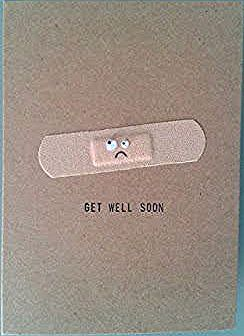 Get well soon card #crafts #handmade #cards #getwellsoon