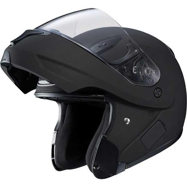HJC IS MAX II Motorcycle Helmet Size XL Grey